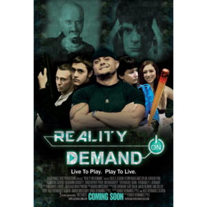 Reality on Demand poster