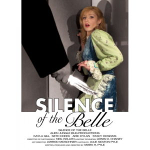 Silence of the Belle poster